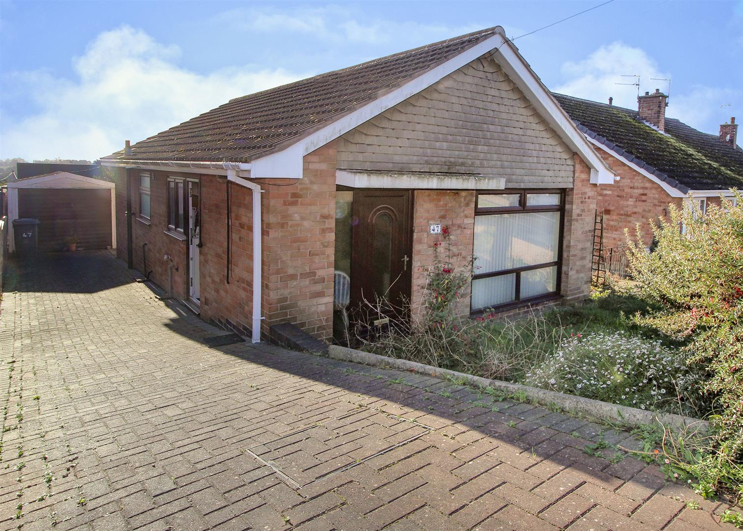 2 Bedrooms Detached Bungalow for sale in Sisley Avenue, Stapleford